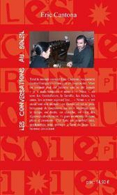 Eric Cantona - 4ème de couverture - Format classique