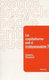 Le capitalisme est-il indépassable ? - Couverture - Format classique