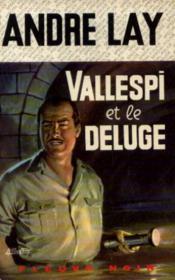 Vallespi et le déluge - Couverture - Format classique