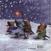 Légendes de la Garde ; hiver 1152 - 4ème de couverture - Format classique