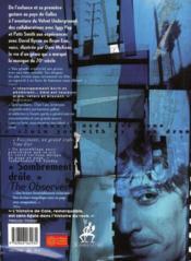 John Cale, une autobiographie - 4ème de couverture - Format classique