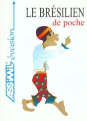 Guide Poche Bresilien - Couverture - Format classique