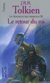 Le Seigneur Des Anneaux T.3 ; Le Retour Du Roi - Intérieur - Format classique