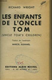 Les Enfants De L'Oncle Tom - Couverture - Format classique
