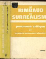 De Rimbaud Au Surrealisme - Collection P.S. N°6 - Couverture - Format classique