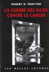 Guerre Des Nazis Contre Le Cancer - Intérieur - Format classique