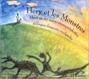 Hery Et Les Monstres ; Hery Sy Ny Zava-Mampatahatra - Couverture - Format classique