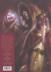 La graine de folie ; intégrale t.1 à t.4 - 4ème de couverture - Format classique