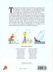Le copain des mers - 4ème de couverture - Format classique