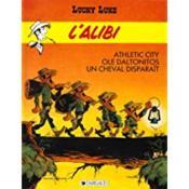 Lucky luke ancienne edition - alibi (l') - Couverture - Format classique