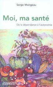 Moi, ma sante - Intérieur - Format classique