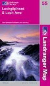Lochgilphead & Loch Awe - Couverture - Format classique
