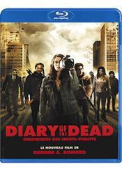 Diary Of The Dead - Chronique Des Morts-Vivants - Couverture - Format classique