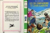 Les Six compagnons et l'avion clandestin - Couverture - Format classique
