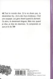 Oeuvres complètes t.4 ; les vitamines du bonheur - 4ème de couverture - Format classique