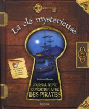 Journal d'une expédition avec des pirates - Couverture - Format classique