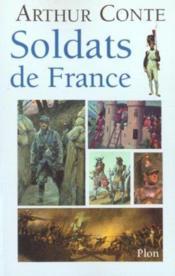 Soldats de france - Couverture - Format classique