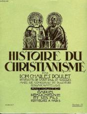 Histoire Du Christianisme, Fasc. Vi, Antiquite - Couverture - Format classique