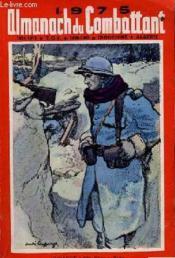 Almanach Du Combattant 1975 - Couverture - Format classique