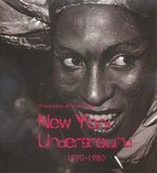 New York Underground 1970-1980 - Intérieur - Format classique