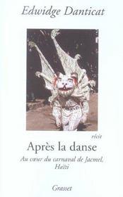 Apres la danse - Intérieur - Format classique