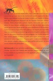 Horoscope Chinois 2004 - 4ème de couverture - Format classique