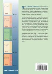 Solides elastiques ; plaques et coques ; mecanique des structures t.1 - 4ème de couverture - Format classique