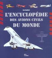 Encyclopedie des avions civils du monde - Intérieur - Format classique