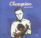 Champion - Intérieur - Format classique