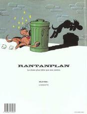 Rantanplan t.2 ; le parrain - 4ème de couverture - Format classique