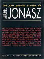 Michel Jonasz - Couverture - Format classique