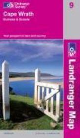 Cape Wrath Durness & Scouries - Couverture - Format classique