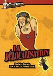 La delocalisation - Couverture - Format classique