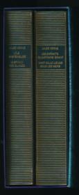 Jules Verne ; coffret - Couverture - Format classique