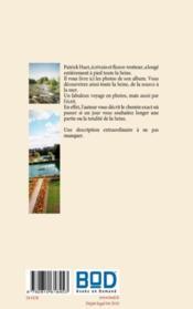 La Seine à pied de la source à la mer : album photo et chiminement - 4ème de couverture - Format classique