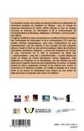 Revue Netsuds N.5 ; Les Médias Africains A L'Heure Du Numérique - 4ème de couverture - Format classique