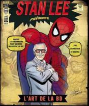 Stan Lee présente l'art de la BD - Couverture - Format classique