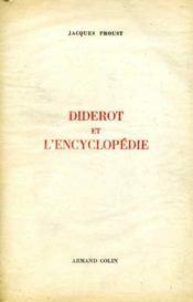 Diderot et l'Encyclopédie. - Intérieur - Format classique