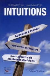 Intuition et prise de décision - Couverture - Format classique