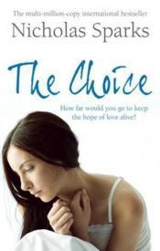 The Choice - Couverture - Format classique