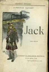 Jack. Tome 2. - Couverture - Format classique