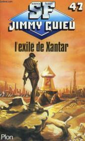 L'Exile De Xantar - Couverture - Format classique