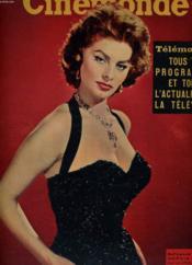 CINEMONDE - 25e ANNEE - N° 1176 - Hollywood a offert à Sophia Loren pour un milliard de contrats - Couverture - Format classique