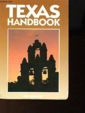 Texas Handbook - Couverture - Format classique