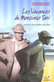 Vacances de monsieur tati (les) - Intérieur - Format classique
