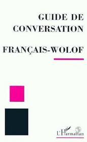 Guide De Conversation Francais-Wolof - Intérieur - Format classique