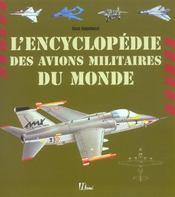 Encyclopedie des avions militaires du monde - Intérieur - Format classique