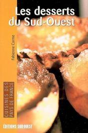 Les desserts du sud-ouest - Intérieur - Format classique
