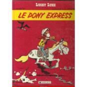 Lucky Luke T.59 ; le pony express - Couverture - Format classique