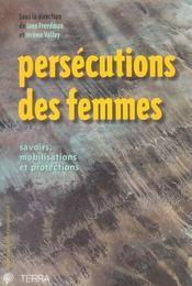 Persécutions de femmes - Intérieur - Format classique